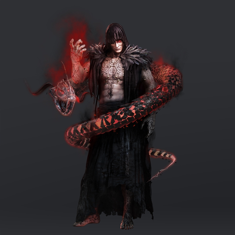Nioh - Edward Kelley