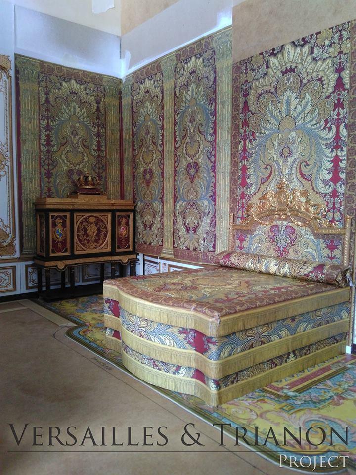 La chambre de la reine versailles page 5 for Chambre de la reine
