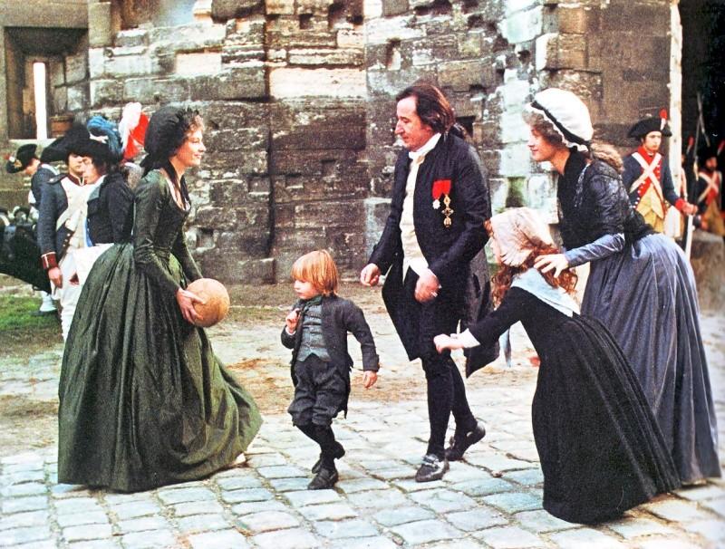 La r volution fran aise - Jean francois balmer et sa femme ...