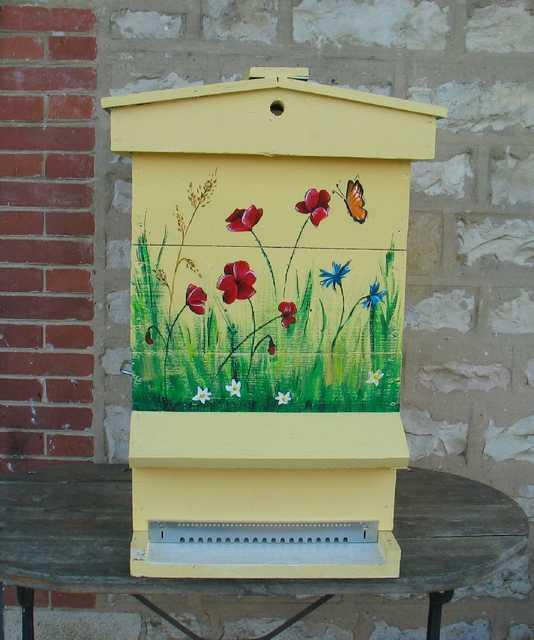 Ruche d cor e - Comment fabriquer une ruche ...