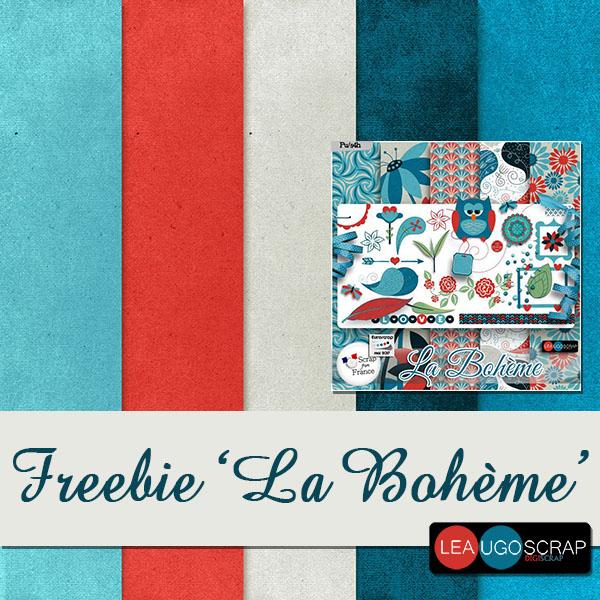 La Bohème + Freebie