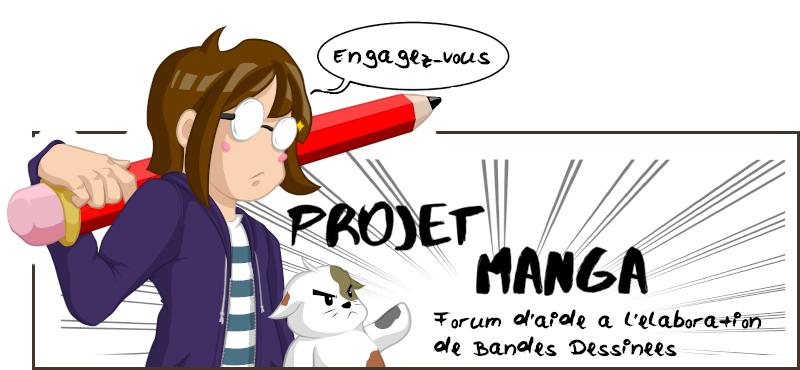 Projet manga