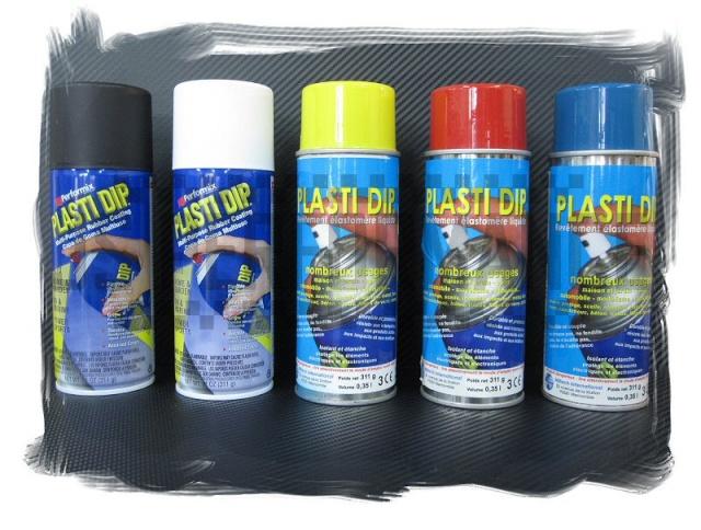 Bombe de pienture plasti dip darius - Bombe peinture plastique ...