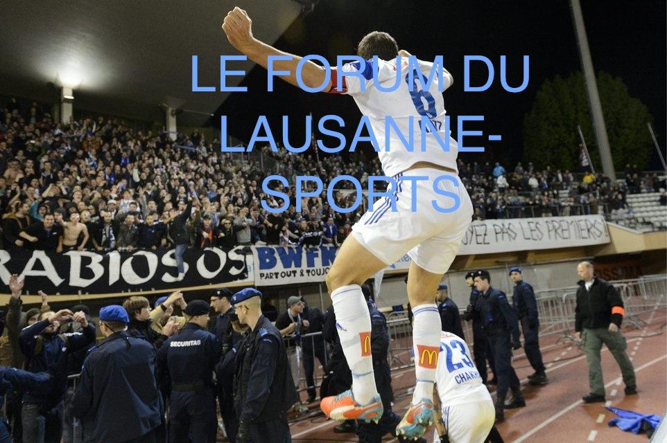Forum du Lausanne-Sports