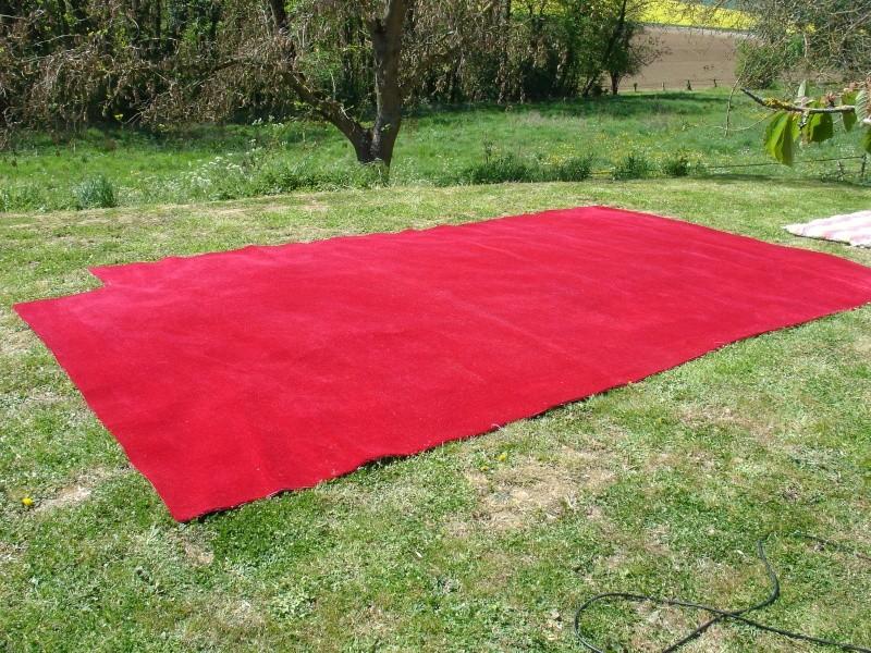 moquette miami rouge 30049216 sur le forum divers 1237 du site homecinema. Black Bedroom Furniture Sets. Home Design Ideas