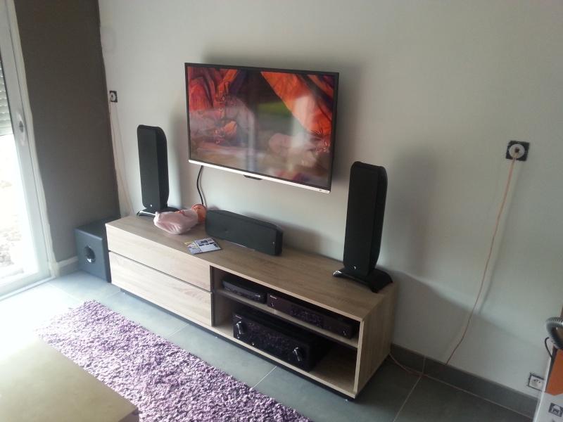 modeste projet hc dans mon salon 30042935 sur le forum installations hc non d di es. Black Bedroom Furniture Sets. Home Design Ideas