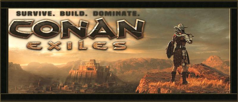 Conan Exile - Atlantide RP