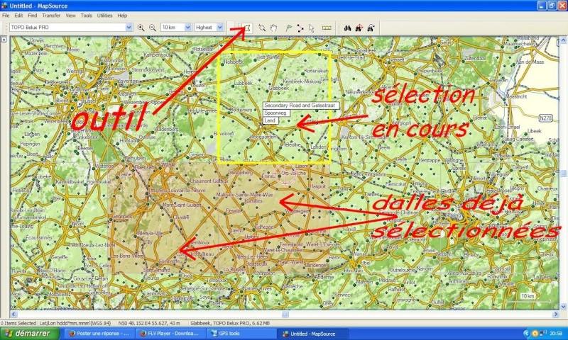 carte topographique pour gps garmin gratuit