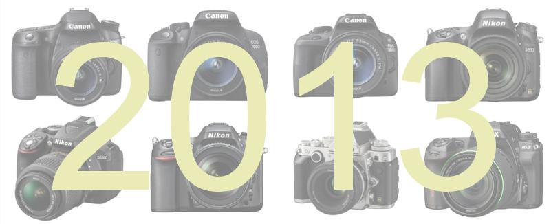Quels sont les appareils photo à retenir de 2013 ?