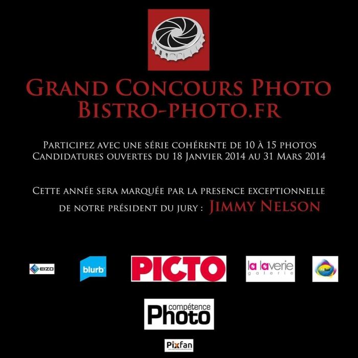 3ème Grand concours Bistro Photo