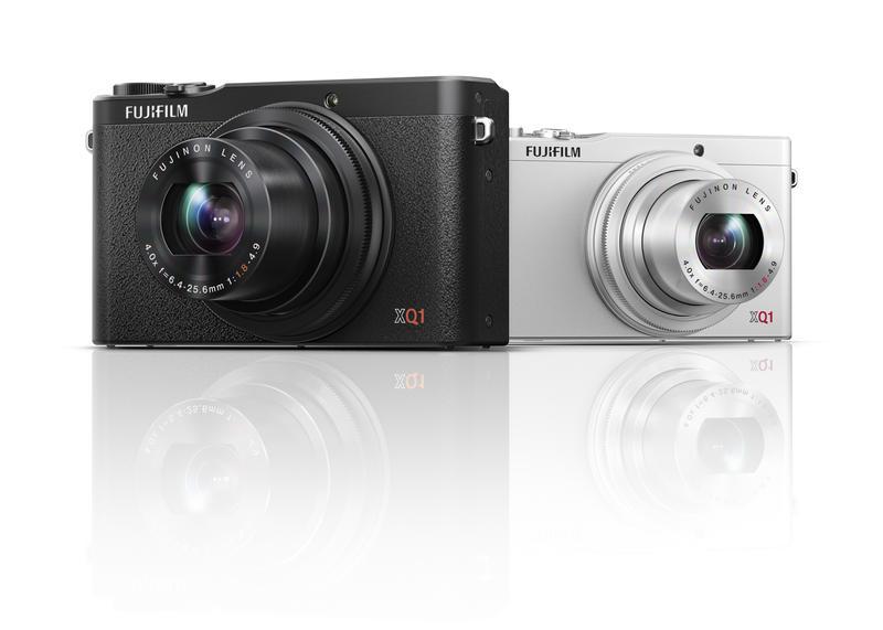Nouveau compact haut de gamme Fujifilm XQ1 avec Wi-Fi