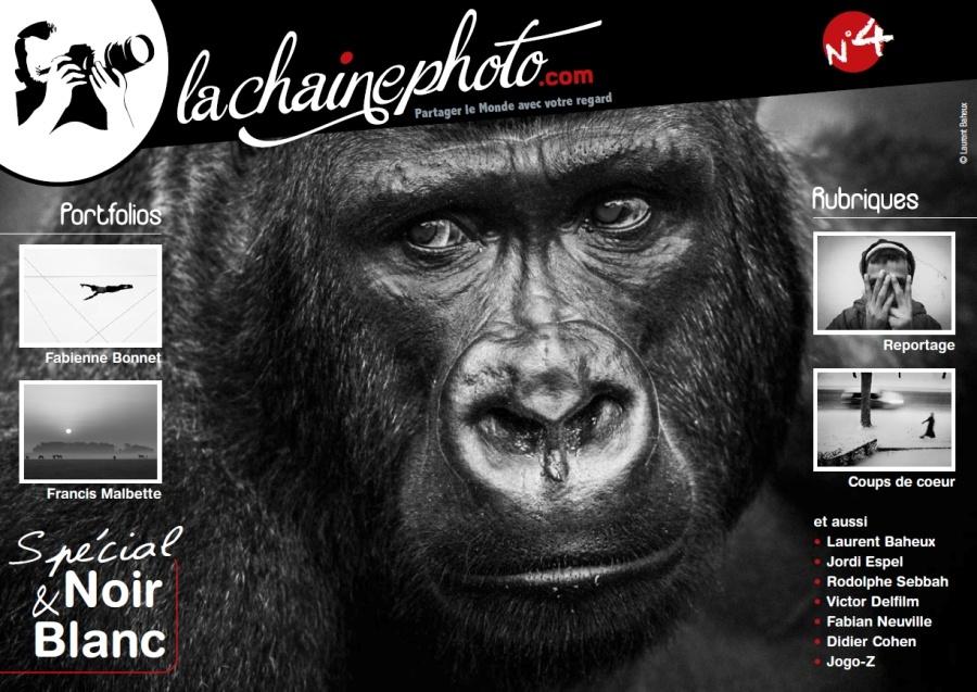 Le numéro 4 du magazine La Chaîne Photo vient de paraître