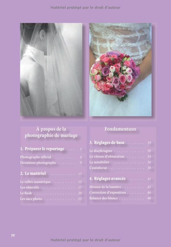 La photo de mariage de Florence At