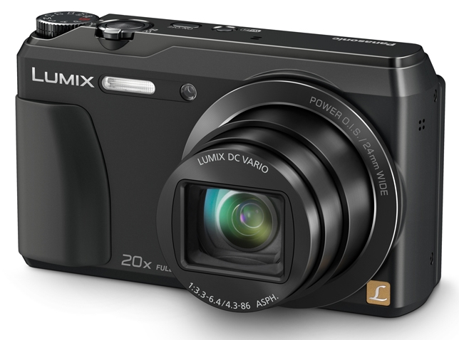Panasonic Lumix DMC-TZ55