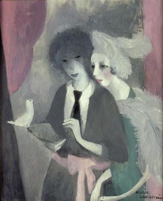 Marie Laurencin - Flora Groult
