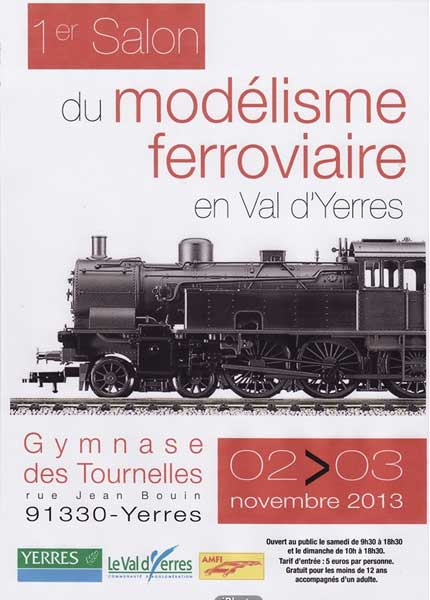 forum afficher le sujet 1 er salon du On salon du modelisme ferroviaire