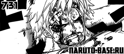 Скачать Манга Ван Пис 731 / One Piece Manga 731 глава онлайн