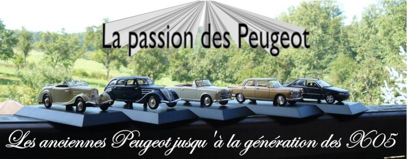La passion des Peugeot
