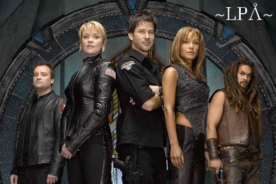Stargate::SG.1,Atlantis et Univers