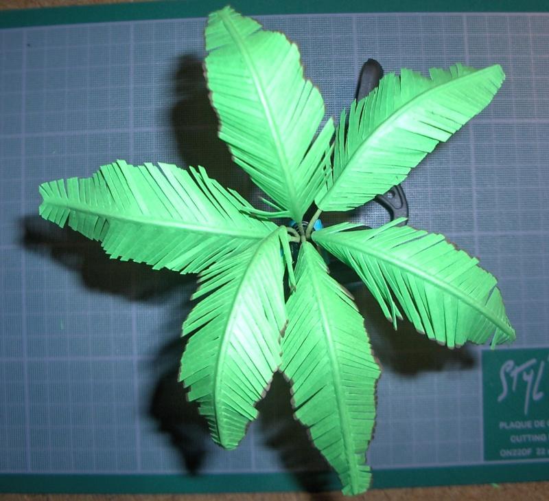 Crash bougainville novembre 1943 for Fabriquer un palmier artificiel