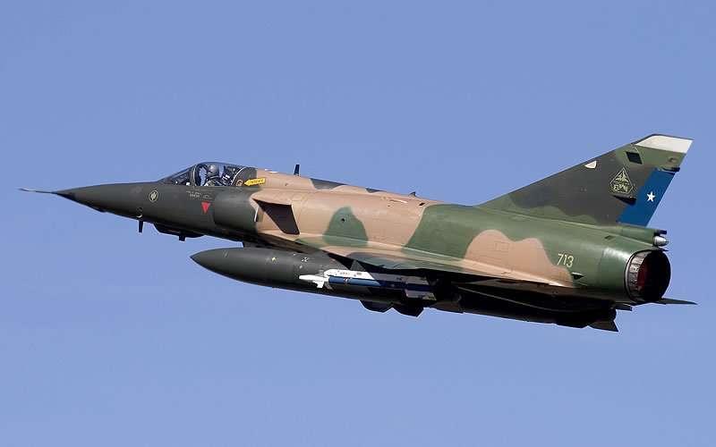 Nuevo avion de combate para argentina