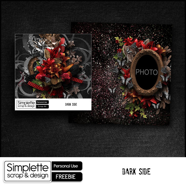 Dark Side - new kit by Simplette
