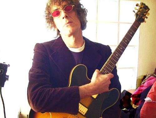 Mirá las guitarras que usaba Spinetta