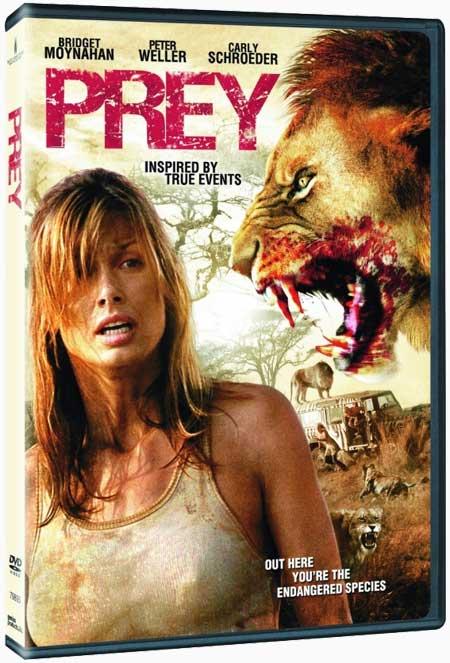 Prey (Terreur dans la savane) PAL [MULTI] [DVD-R] [FS][US]