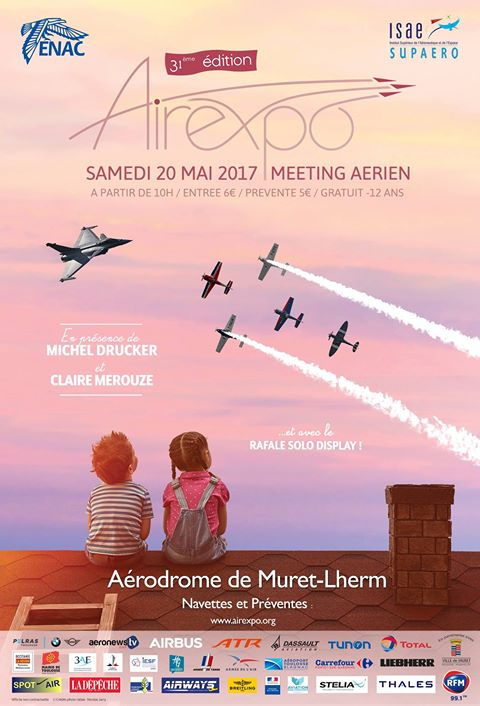 Airexpo 2017 , muret ,31ème édition de Airexpo , Meeting Aerien 2017, Airshow 2017, French Airshow 2017