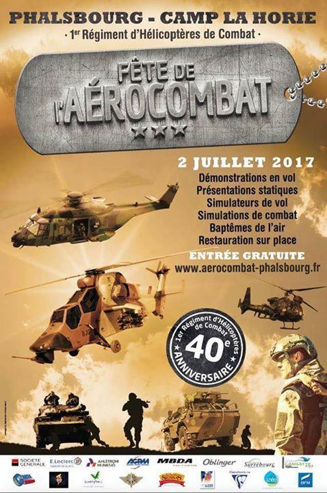 Aerocombat Phalsbourg Airshow 2017 , Meeting ALAT , Meeting Aerien 2017, Airshow 2017, French Airshow 2017