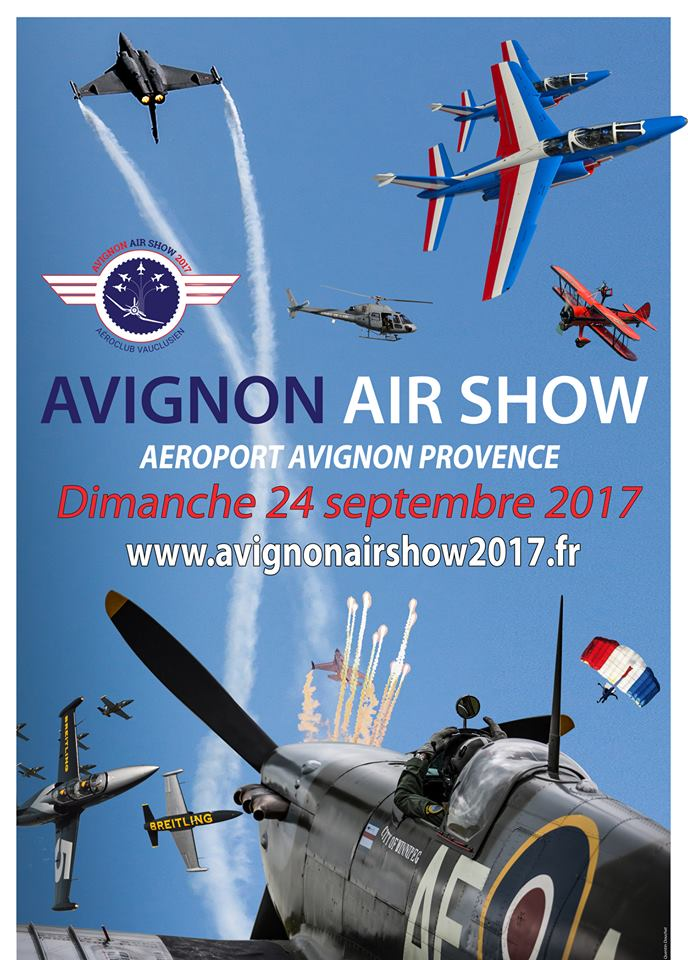 Dates des meeting a riens 2017 french airshows tv for Meeting aerien salon de provence