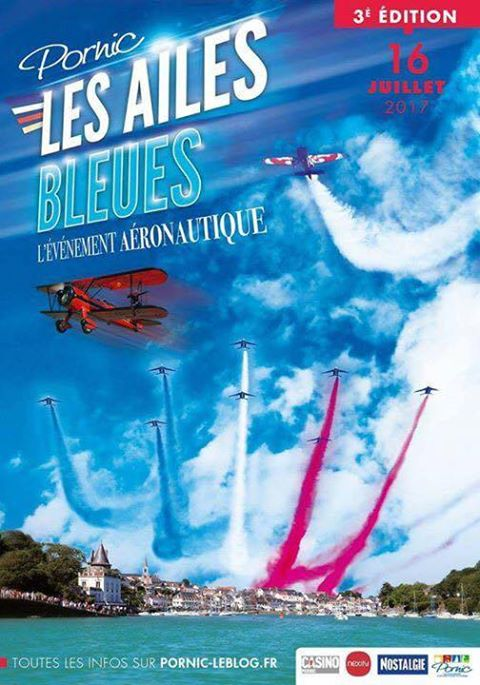 Meeting Aerien Pornic, patrouille de france , Meeting Aerien 2017, French Airshow 2017