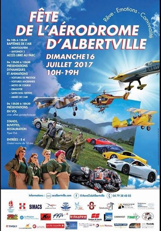 Fete de l'Air Albertville 2017 ,Aerodrome d'Albertville 2017, ov-10 bronco , Meeting Aerien 2017, French Airshow 2017