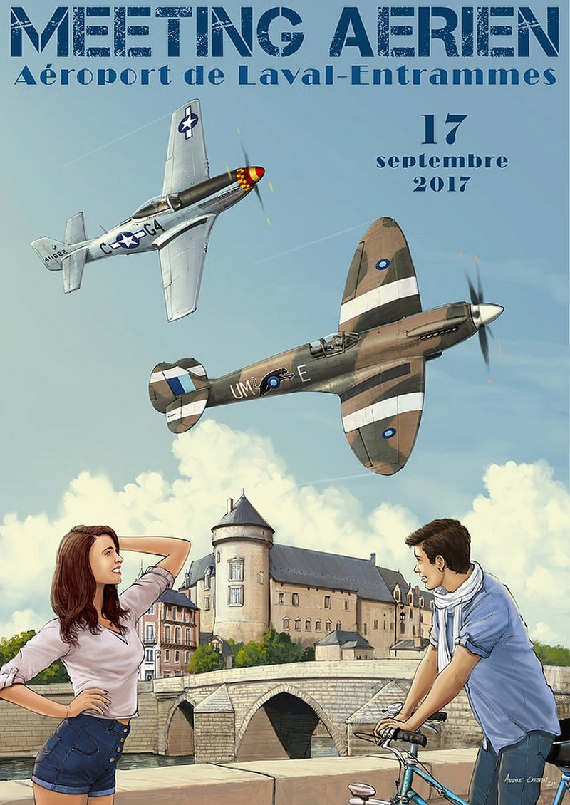 Laval Aero Show 2017 , Mayenne, Meeting Aerien 2017, Airshow 2017, French Airshow 2017