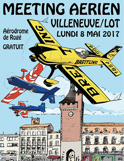 villeneuvairshow, aérodrome de Rogé , Villeneuv'Air Show , Meeting Aerien 2017, Airshow 2017, French Airshow 2017