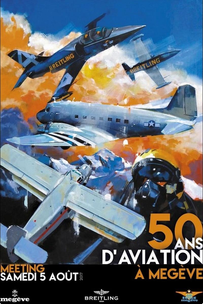 Laltiport et laroclub de Megve  50 ans de laltiport et de laroclub de Megve meeting aerien megeve 2017 French Airshow 2017