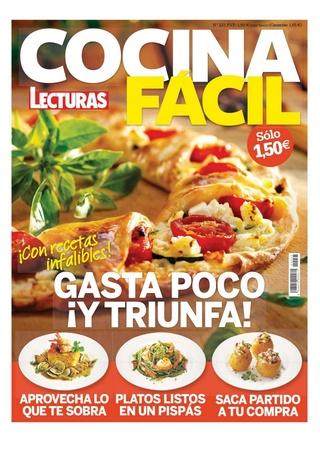 Cocina f cil lecturas marzo 2017 jarochos net - Revista cocina facil lecturas ...