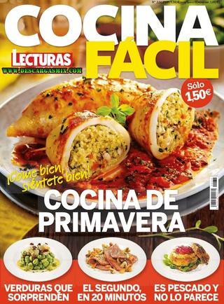 Cocina facil lecturas abril 2017 jarochos net - Revista cocina facil lecturas ...