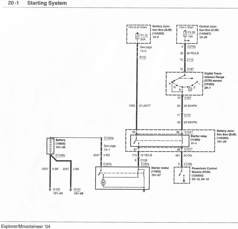 04 Explorer Wiring Diagram Ford Explorer Ford Ranger Forums Serious Explorations