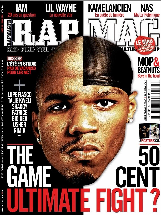Rap Mag N42 Juillet Aout 2008 eBooK FRENCH TITanS TeaM preview 0