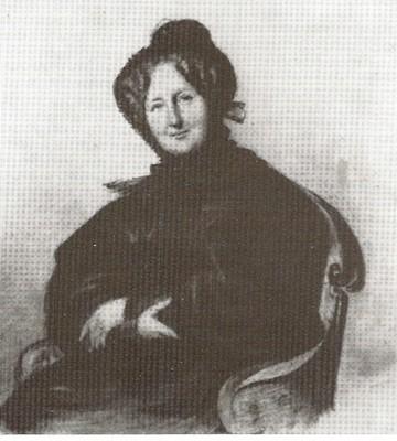 Lucie de La Tour du Pin, par Madeleine Lassère