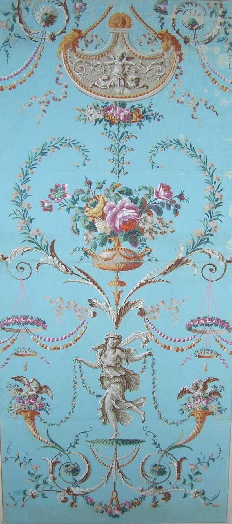 Papiers peints de r ve - Papier peint motif paris ...