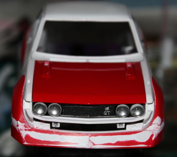 Toyota Celica Coupe 1600 Gt: Toyota Celica 1600 GT