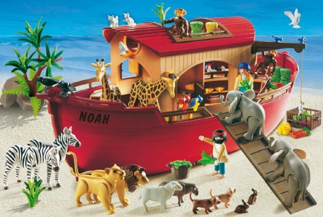 Playmobil for Arca de noe playmobil