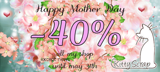HAPPY MOTHER DAY SALES  dans Mai kitty_14
