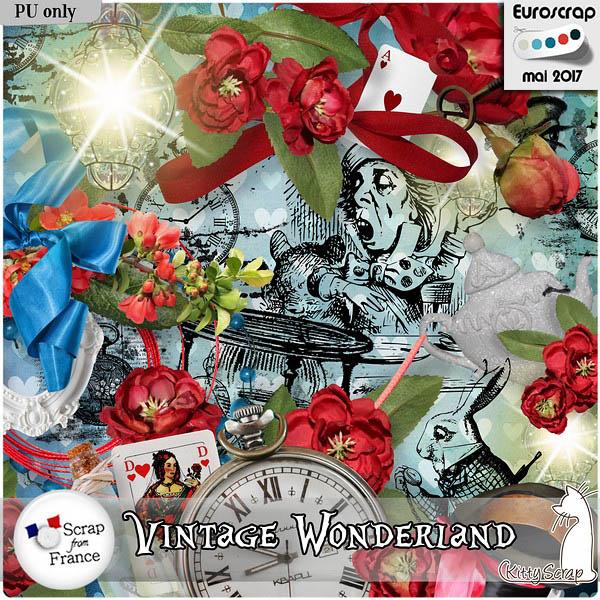 Vintage Wonderland de Kittyscrap dans Mai kittys21
