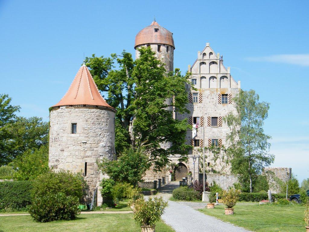 Schloss Sommersdorf  domaine de Johann Vosse  Seigneur de peyrolles