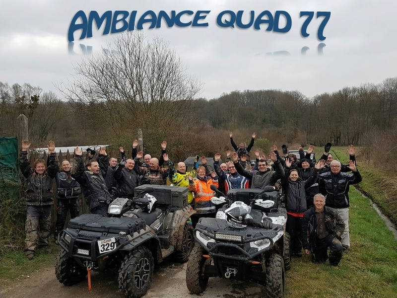 *Club* Ambiance Quad 77