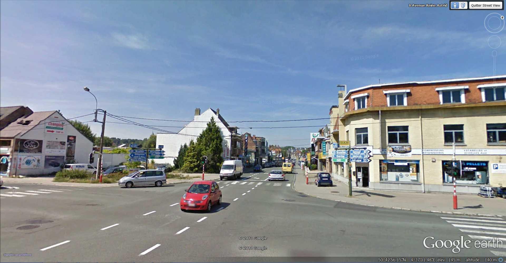 Street view que sont les stations service devenues page 2 - Garage citroen bois guillaume ...