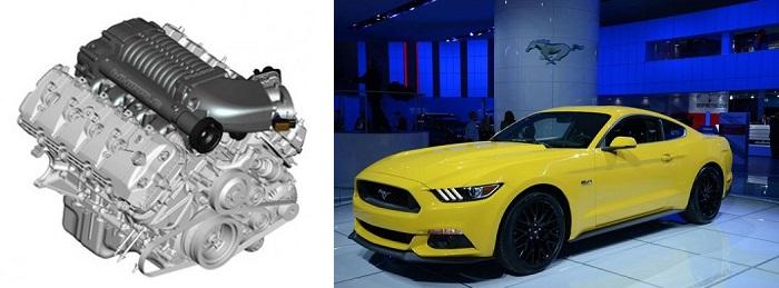 Whipple pousse la Ford Mustang GT à 710 ch